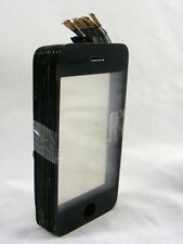 LOT OF (10) Apple iPhone 3GS - BLACK TOUCH SCREEN DIGITIZER (A1303)