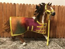 Custom Schleich Blanket Set HORSE NOT INCLUDED