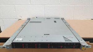 HP StoreVirtual 4330 7.2TB 8x 900GB 10K SAS 10GbE iSCSI SAN Storage Array B7E18A