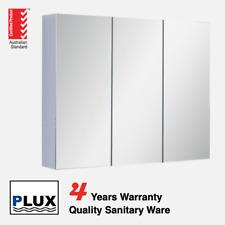 PLUX Bathroom Mirror Cabinet 900 mm