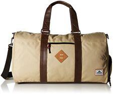$120 Steve Madden Duffle Bag Tan/Beige