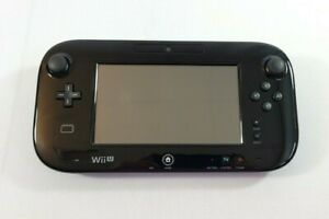 Nintendo WII U Replacement Gamepad Controller ONLY WUP-010, No Stylus, Working