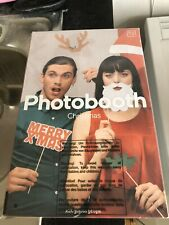20 X Christmas Party Photobooth Props on Stick Selfie Booth Xmas Fun Photography