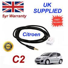 Câbles AUX et d'interface pour véhicule Citroën