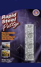(SW) RAPID STEEL Fuel Petrol / Diesel Tank Repair Putty Paste CITROEN