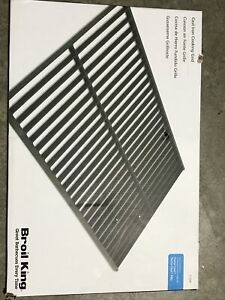 Cast Iron Cooking Grate 18.5in X 12.2in Broil King Porta-Chef Pro