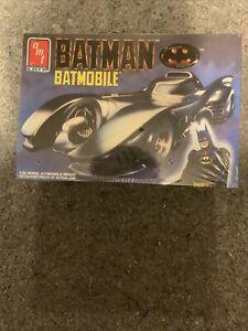 1989 AMT ERTL Batman Batmobile 1/25 Model Kit #6877 BRAND NEW FACTORY SEALED!!!