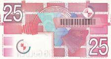 Netherlands Nederland 25 gulden 1989 / U089