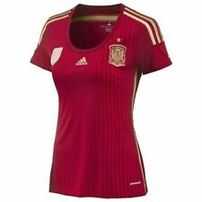 Adidas Mujer Camiseta de fútbol España SWEDEN Manchester United Man Utd 0-22