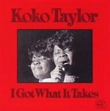 NEW I Got What It Takes (Audio CD)