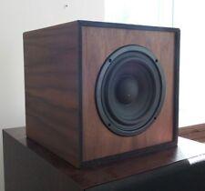 Kit de parlantes para armar uno mismo monitor de estudio (como un Auratone)