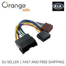 Wiring Harness Adapter for Kia ISO connector stereo plug adaptor