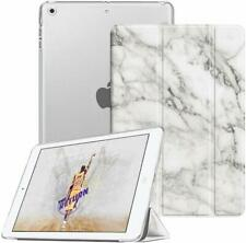 Finte Slim Case for iPad Mini 3 2 1 Shell Translucent Frosted Back Satnd Cover