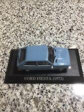 1/43 FORD FIESTA 1972 CELESTE IXO ALTAYA