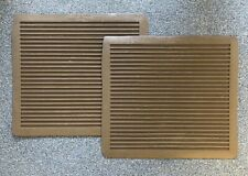 1955-1962 Plymouth Dodge DeSoto Chrysler Floor Mats, Mopar Accessory!