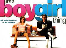 It`s A Boy Girl Thing-2006-Original Movie Soundtrack CD