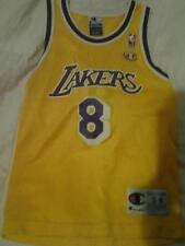 Los Angeles Lakers #8 Kobe Bryant Kids Size Small 8