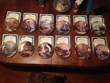 Thomas Kinkade's Simpler Times 1998 Collector Plate Set