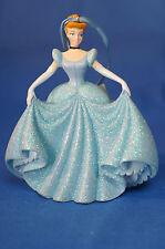 "Cinderella Dress Christmas Ornament 4"" Resin Disney Parks 2011 Figure"