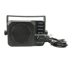 WORKMAN Mini EXTERNAL SPEAKER ! CB RADIO Two Way Police Scanner Ham Mobile