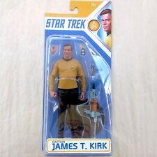 Captain James T Kirk Star Trek Series 1 7-Inch Action Figure by McFarlane