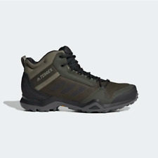 Adidas Mens Terrex AX3 Mid GTX Gore-Tex Hiking Shoes Outdoor Green UK 8, 8.5