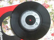 L.A. Boppers – Is This The Best (Bop-Doo-Wah) MER 12 UK 7inch Vinyl 45 Single