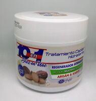 new Miss Key conditioner 10 in 1 argan karite 13 oz hydration revitalize hair