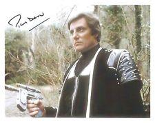 Paul Darrow is Avon Blakes 7 hand signed photo with COA UACC & AFTAL Reg Dealer