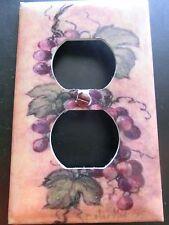 4- Barbara Mock® Vintage Grapevine OUTLET COVERs Grapes Vineyard