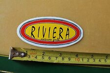 New listing Riviera Mexican Grill Surfboards Misc So Cal Surfing Decal Sticker