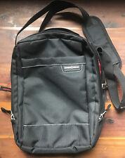 Swiss Gear Crossbody Travel Black Bag
