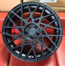 "19"" VELARE VLR03 ALLOY WHEELS FIT MAZDA NISSAN MITSUBISHI 5X114.3 MADE IN EUROPE"