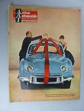 REVUE MENSUELLE L'AUTOMOBILE 2 MOIS DE L'ANNEE 1959 NOVEMBRE ET DECEMBRE