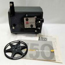 Kodak M50 Super 8mm Instamatic Movie Projector 1970