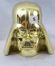 Star Wars Men's Sleep Boxer Briefs S 28-30 Darth Vader Black in Gold Head New