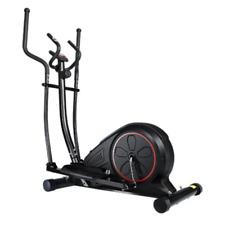 Everfit Elliptical Cross Trainer Exercise Bike Bicycle Fitness Machine - Black