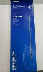 Hirschmann Antenna Mast with Black Tip 820 902-106 Porsche BMW Mercedes