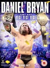 WWE: Daniel Bryan - Just Say Yes! Yes! Yes! DVD (2015) Daniel Bryan cert 15 3