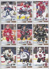 2017-18 Upper Deck CHL #42 Ryan McGregor (Toronto Maple Leafs)