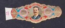 Bague de Cigare Cigar Vitolas  BN58981 Roi  G.K.