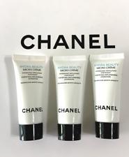 Chanel hydra beauty micro creme 0.17oz x3