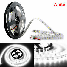 NEW 2835 SMD 300 LED Flexible Strip Light Ribbon Lamp Lighting COOL White DC12V
