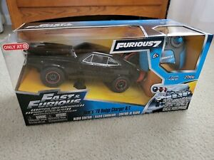 Jada RC Toys Fast & Furious Target Exclusive Furious 7 Charger, Off Road