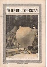 1916 Scientific American September 23 - Quebec Bridge falls again; Chinese Milk