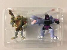 Transformers Robot Heroes RATTRAP & MEGATRON Beast Wars Series Hasbro New Loose