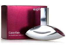 EUPHORIA de CALVIN KLEIN - Colonia / Perfume EDP 100 mL - Mujer / Woman / Femme