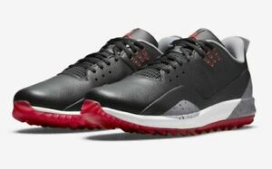 Nike Golf Jordan ADG 3  Men's Golf Shoes Black CW7242-001