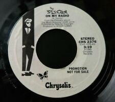 The Selecter  -  On My Radio  -  Promo  -  7 Single - Mono & Stereo