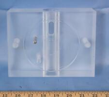 Stoelting 217 Ice Cream Yogurt Machine Face Plate Acylic Front Door dq